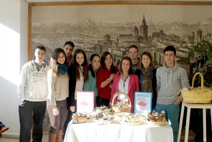 Alumnos del IES Fern谩ndo Z贸bel, finalistas de un concurso de emprendedores